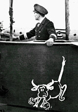 Bull of Scapa Flow insignia, Oct 1939