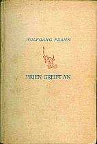 The cover of 'Prien greift an'