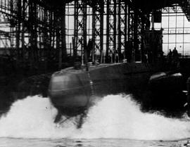 u47 is launched, October 1938